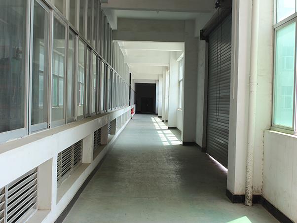 青艺烫画-工厂走廊