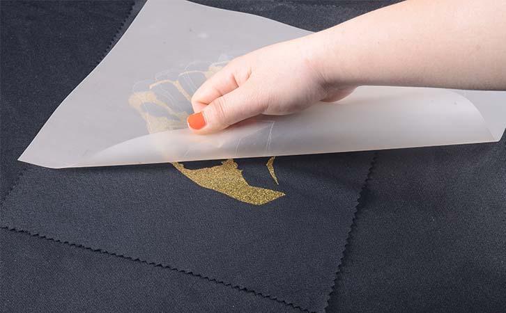 热转印材料哪种适合做衣服图案印花?
