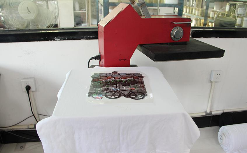 热转印技术为什么能在印花工艺脱颖而出