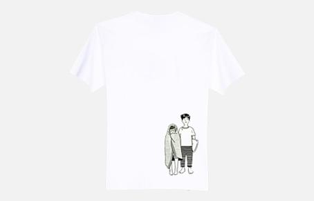 AC-02 超柔软T恤烫画